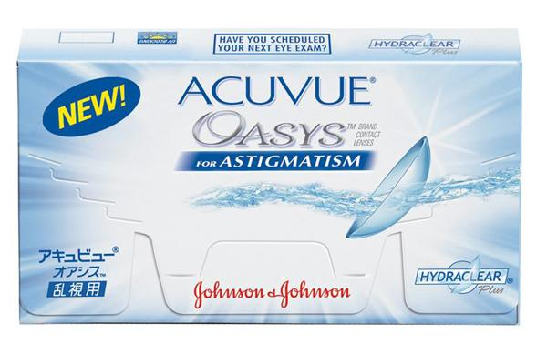 Acuvue Oasys for Ast